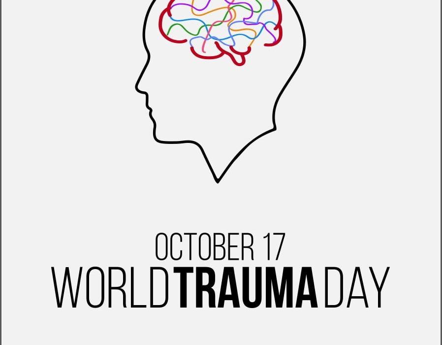 روز جهانی تروما ۲۵ مهرماه مصادف با ۱۷ اکتبر